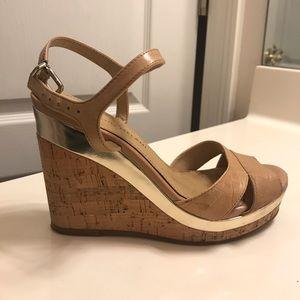 antonio melani wedge shoes 6.5